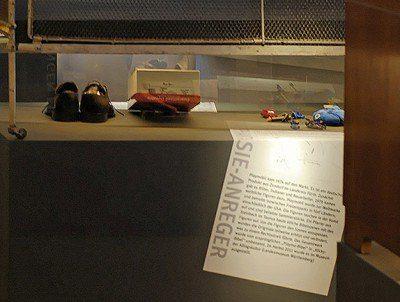 Unter dem Bett, Stadtmuseum Ditzingen
