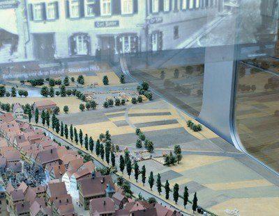 Stadtmodell Bietigheim im Hornmoldhaus