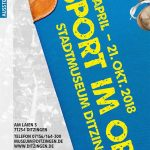 Sport im Ort - Ausstellung Ditzingen 2018
